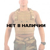 Жилет Enhanced Commando Recon Chest Harness Coyote BLACKHAWK