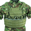 Жилет S.T.R.I.K.E. Commando Recon Chest Harness Olive Drab BLACK
