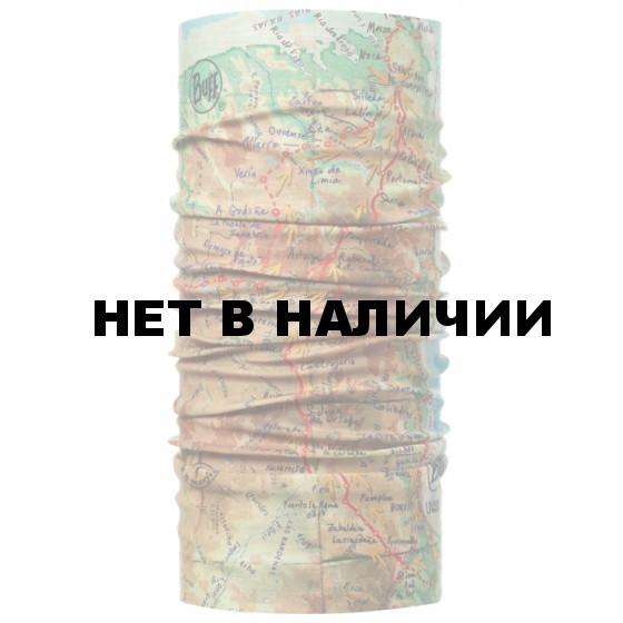 Бандана Buff Hight UV protection GEO 108480