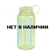 Бутылка Nalgene WM 1 QT SPRING GREEN STRIPES