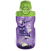 Бутылка Nalgene OTF KIDS PURPLE HOOT W/GRN CAP