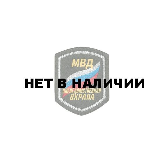Нашивка на рукав Приказ №433 МВД Вневедомственная охрана МВД вышивка, шелк