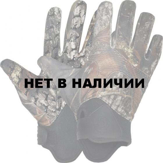 Перчатки флис комбинированный км