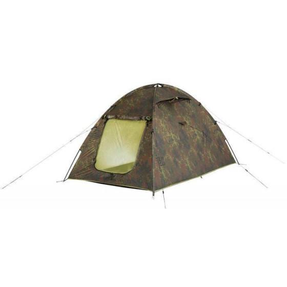 Компактная палатка из легкого и прочного нейлона 6 Tengu MK 1.06T камуфляж