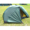 Легкая двухместная туристическая палатка Alexika Freedom 2 зеленый