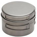 Набор посуды из титана на 1-2 персоны Horizon 1