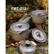 Туристический набор посуды на 6-7 персон Fire-Maple FMC-212