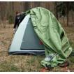 Четырехместная кемпинговая палатка с большим тамбуром и тремя входами KSL Campo 4 Plus 6153.4201