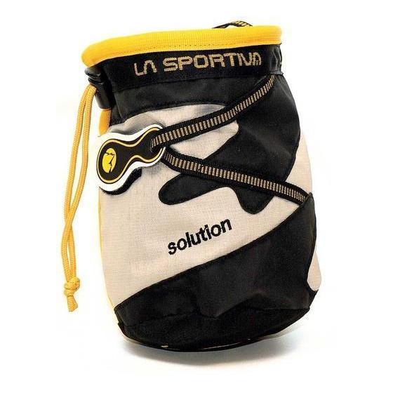Мешочек для магнезии в стиле Solution La Sportiva Solution Chalk Bag
