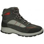 Комфортные легкие ботинки для несложного трекинга La Sportiva Cornon GTX Grey / Red