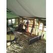 Базовая палатка для комфортного размещения армейского отделения из 8-12 человек Tengu Mark 18T 7154.0207