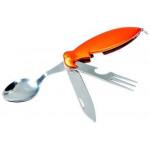 Набор столовых приборов в одном предмете - Попугай AceCamp Parrot Cutlery set 2573