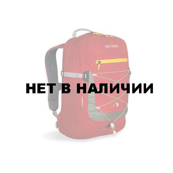 Стильный городской рюкзак для учебы и активного отдыха Tatonka Numbat 1694.015 red