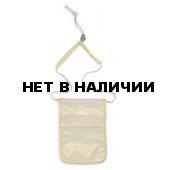 Сумочка-кошелек для скрытого ношения Tatonka Skin Folded Neck Pouch 2845, natural, 2845.225