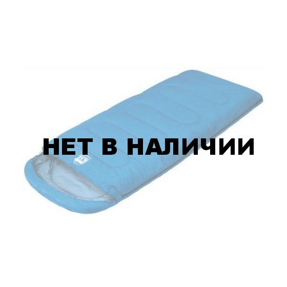 Комфортный кемпинговый спальник-одеяло с подголовником KSL Camping Comfort Plus 6254.0105