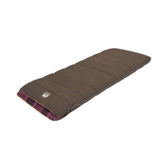 Комфортабельный спальник из поликоттона KSL Safari 6255.0114