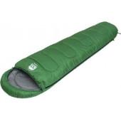 Лёгкий трекинговый спальный мешок увеличенной ширины с капюшоном KSL Trekking Wide 6224.0101