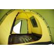 Высокая четырёхместная кемпинговая палатка KSL Campo 4 зеленый