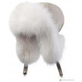 Женская меховая шапка Баск OYMIAKON LH