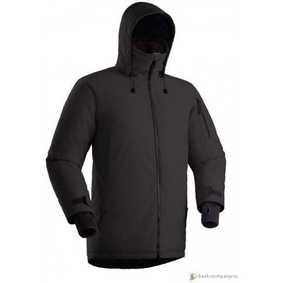 Мужская куртка с пуховым жилетом Баск AZIMUTH V3 ЧЕРНЫЙ