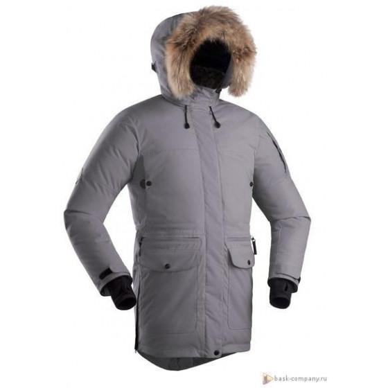 Женская пуховая куртка-парка Баск IREMEL СЕРЫЙ ТМН L СЕРЫЙ ТМН L