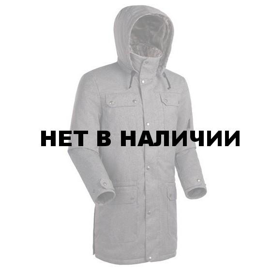 Мужское пальто Баск FORESTER СЕРЫЙ ТМН L СЕРЫЙ ТМН L L