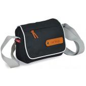 Небольшая плечевая сумка Tatonka Cavalier 1754.040 black