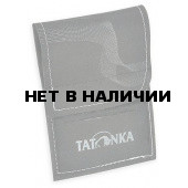 Шейный кошелек из ткани Hypalon HY Neck Wallet black/carbon