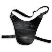 Сумочка-кошелек для скрытого ношения на бедре Tatonka Skin Chest Holster 2859.225 natural