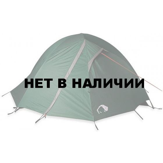 Универсальная купольная двухместная палатка Mountain Dome basil