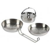Набор посуды из трех предметов Cook Set Regular, 4000