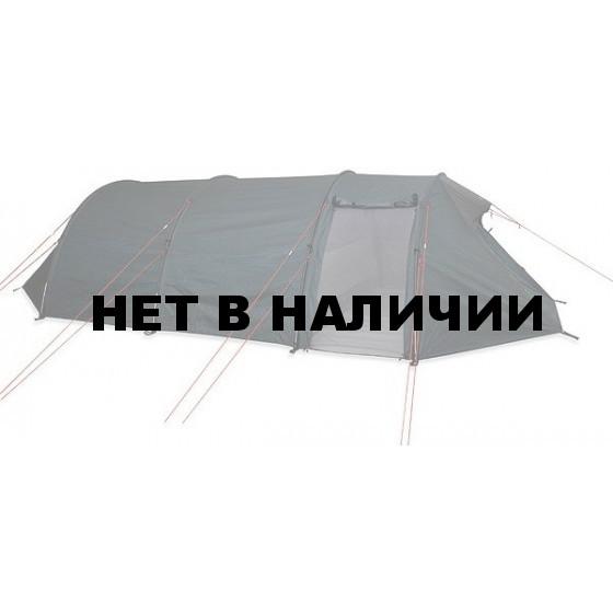 Большая трекинговая палатка-полубочка Alaska 4 basil