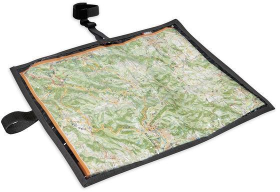 Водоотталкивающий чехол для карты Mapper, black, 2901.040