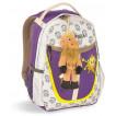 Городской рюкзак для детей от 3 до 5 лет Alpine Kid pink