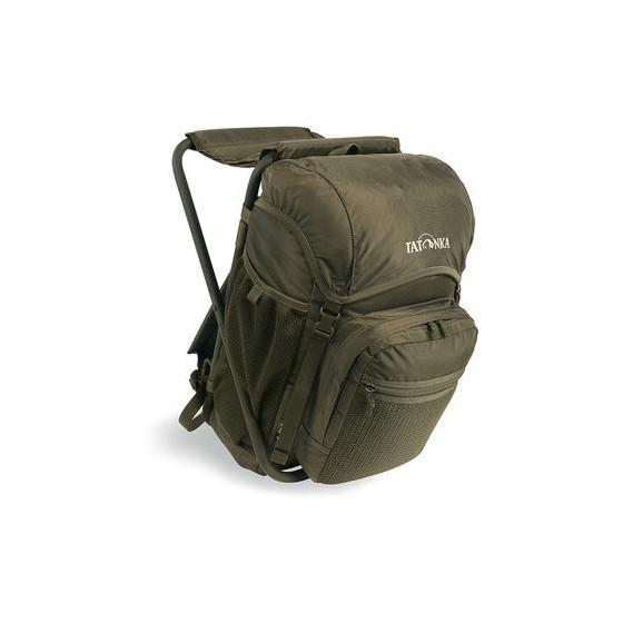 Складной рыбацкий рюкзак-стул Fisherstuhl, olive, 2295.331