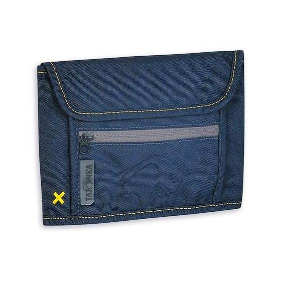 Практичный кошелек для путешествий Travel Wallet navy