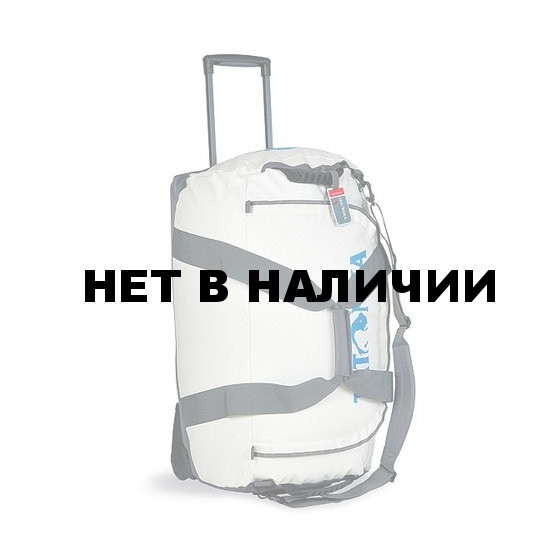 Прочная дорожная сумка на роликах Barrel Roller L 0ff white