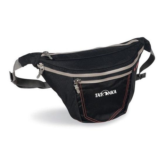 Поясная сумка с тремя карманами Tatonka Illium L 2222.040 black