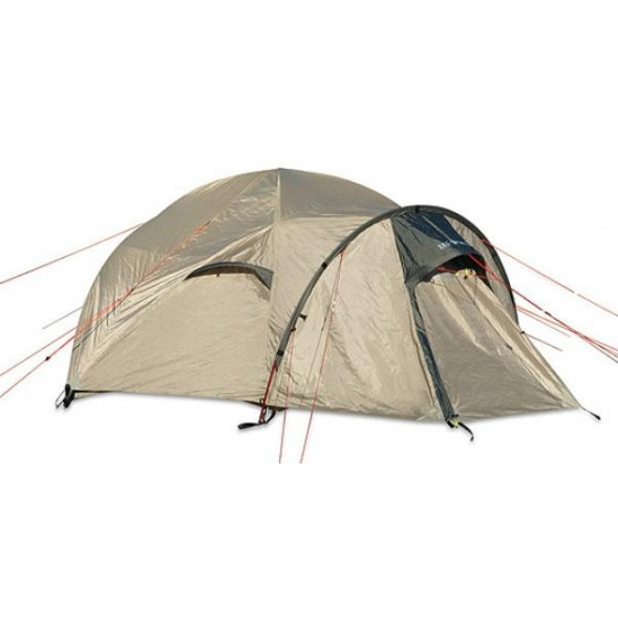 Геодезическая палатка с прихожей Sherpa Dome Plus Pu cocoon