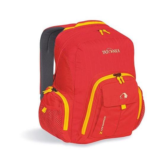 Городской рюкзак с множеством карманов Tatonka Kangaroo 1601.015 red