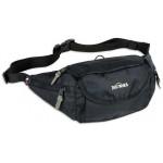 Практичная поясная сумка Tatonka Funny Bag M 2215.040 black