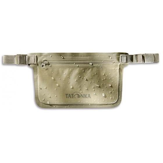 Водооталкивающий поясной кошелек на молнии WP Document Belt, natural, 2906.225