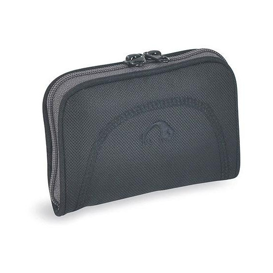 Кошелек на молнии Big Plain Wallet black