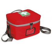 Большая аптечка с плотными стенками - для путешествий всей семьей First Aid Family red
