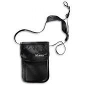 Сумочка-кошелек для скрытого ношения Skin Neck Pouch, black, 2858.040