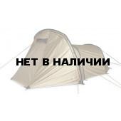 Просторная палатка туннельного типа с тамбуром в полный рост Alaska 3 Plus cocoon