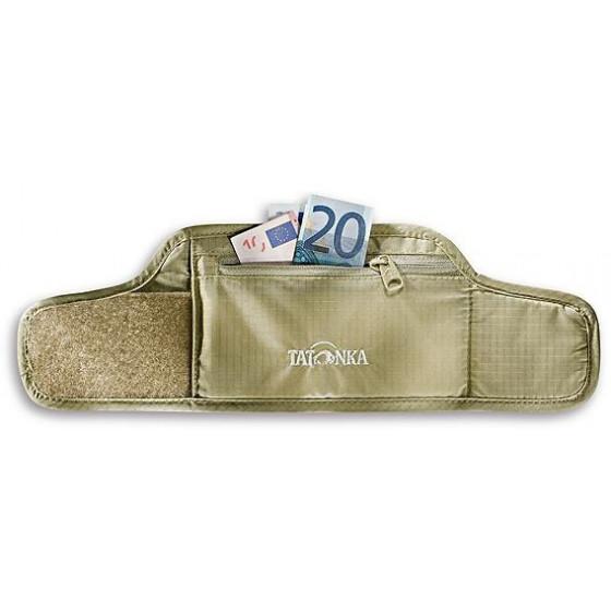 Сумочка браслет для скрытого ношения на запястье Tatonka Skin Wrist Wallet 2855.225 natural