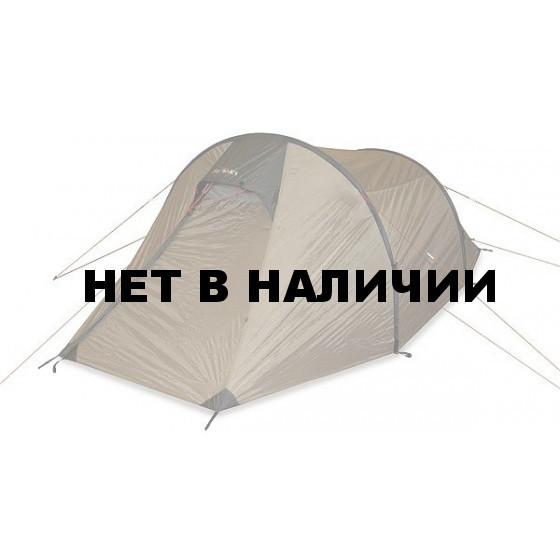 Стабильная и износоустойчивая палатка туннельного типа Narvik 3 basil