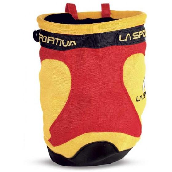 Мешочек для магнезии в стиле Testarossa La Sportiva Testarossa Chalk bag