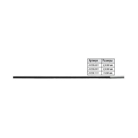 Сегменты дюраполовых дуг для палаток ALEXIKA: DUR Poles Segment 8.5x500 мм